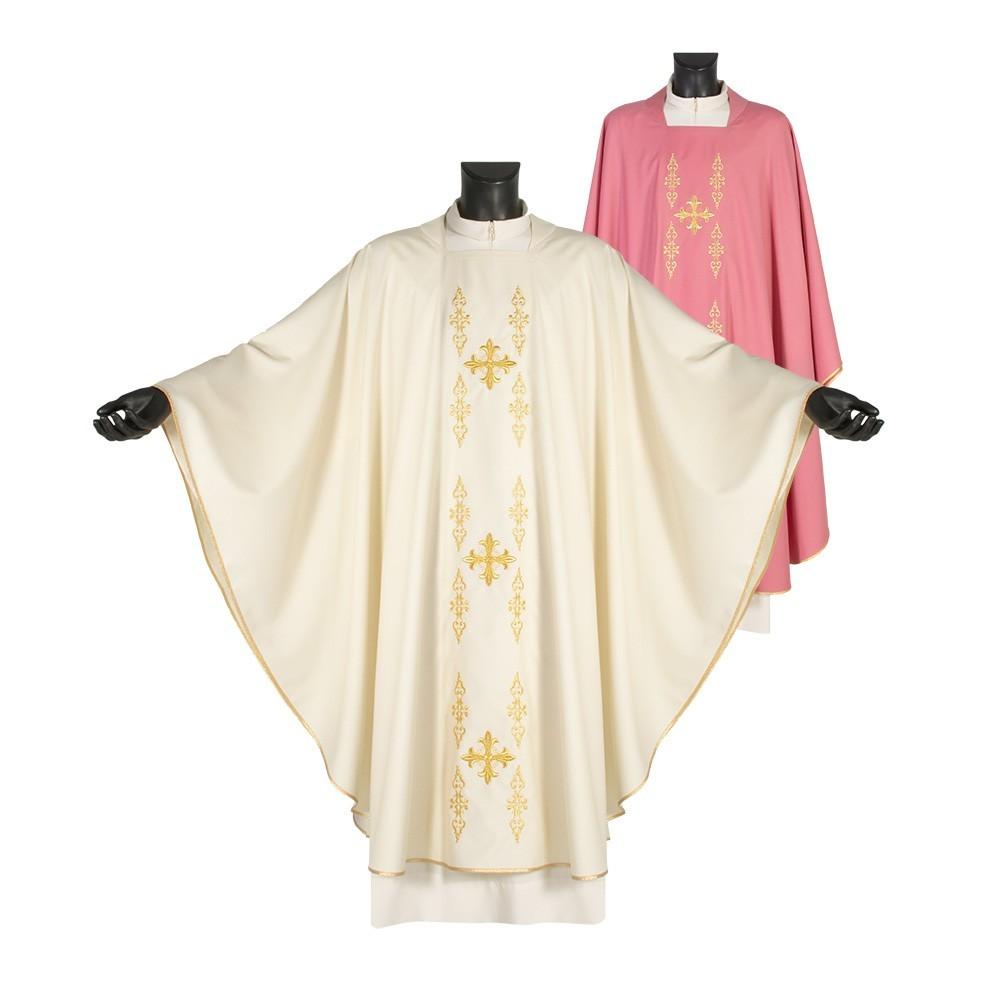 Casula per Sacerdote in Pura Lana