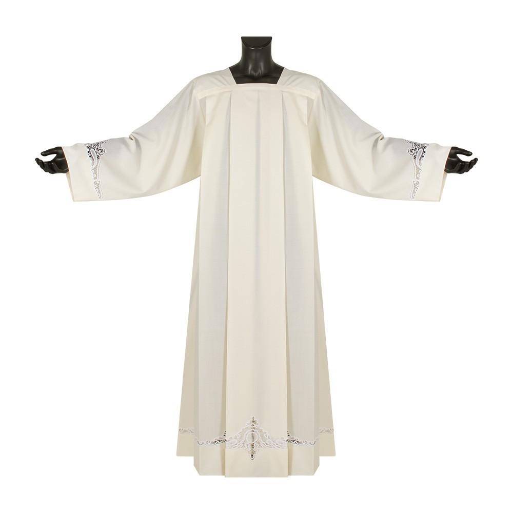Camice Liturgico con Pizzo