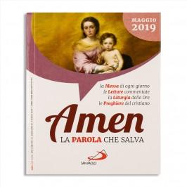 Amen La Parola che Salva Maggio 2019