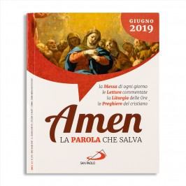 Amen La Parola che Salva Giugno 2019