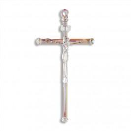 Croce Stilizzata Vetro di Murano