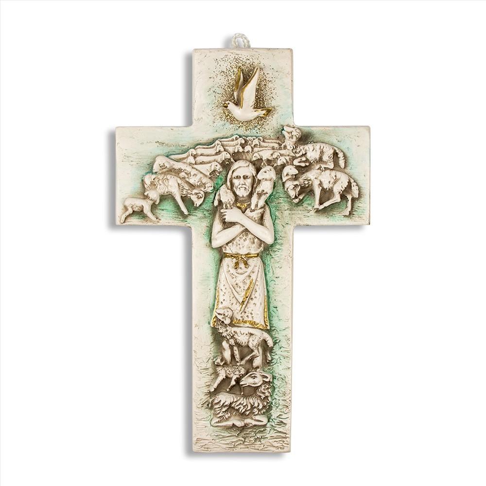 Crocifisso Buon Pastore