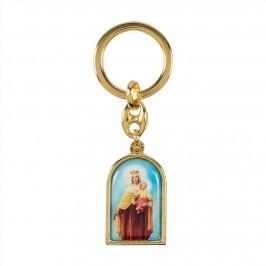 Portachiavi Madonna del Carmine