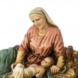 Madonna Sdraiata con Bambino