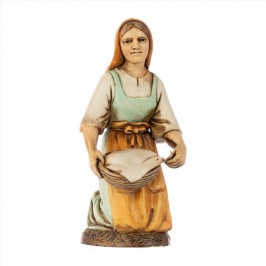 Donna in Ginocchio 12 cm Landi