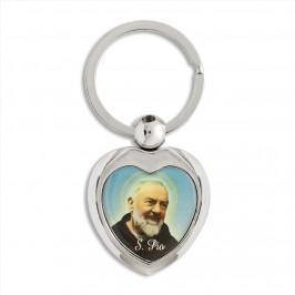 Portachiavi Padre Pio