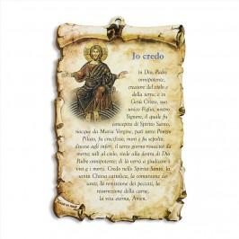 Quadretto con Preghiera Io Credo