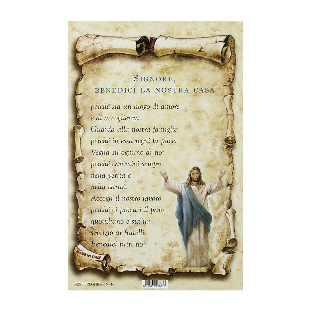 Cartoncini con Preghiere