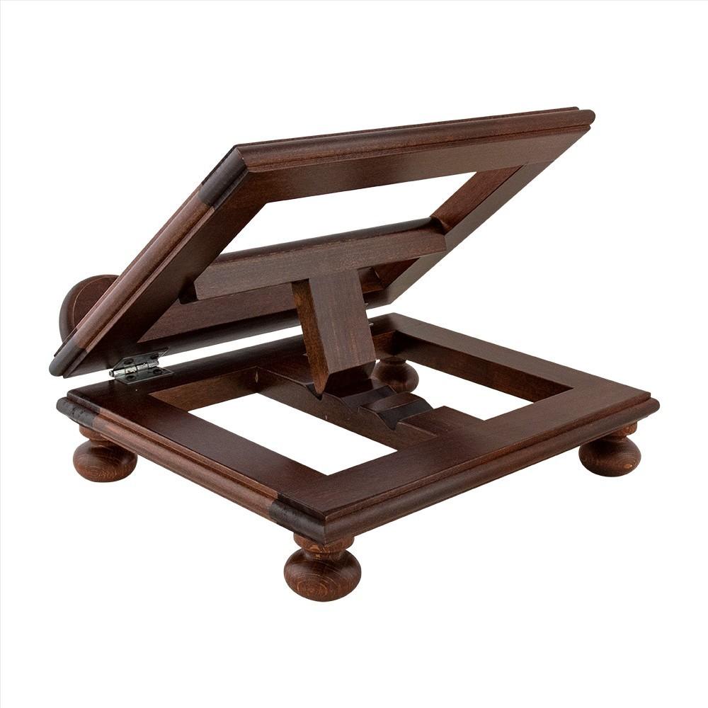 Leggio legno 20x25