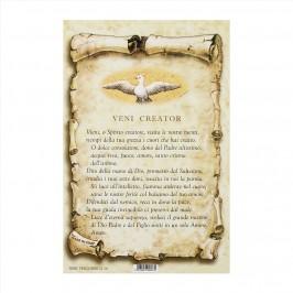 Cartoncini Preghiera allo Spirito Santo