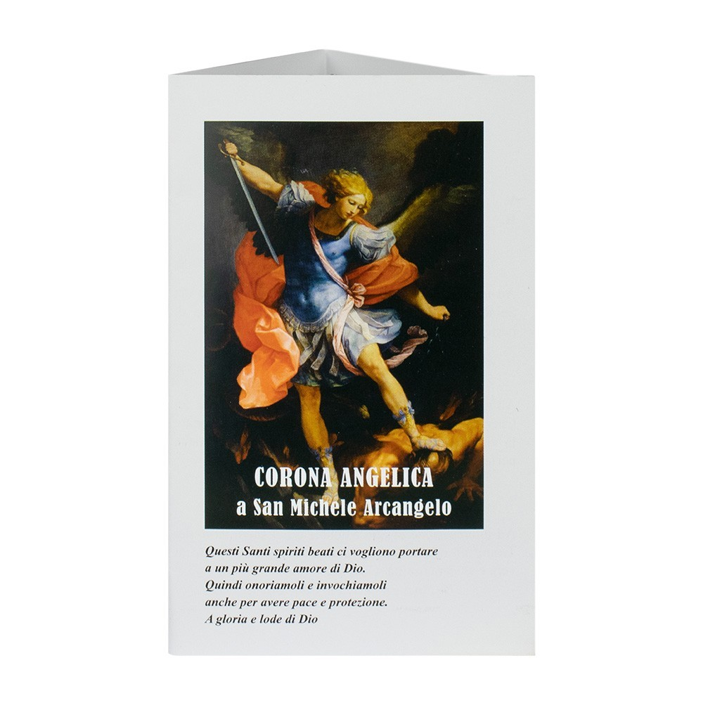 Corona Angelica di San Michele Arcangelo 100 pezzi