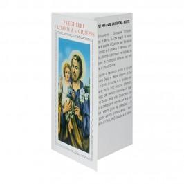 Preghiere a San Giuseppe 100 pezzi