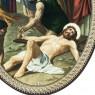 Quadretti Ovali della Via Crucis