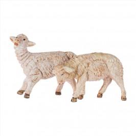 Pecore per il Presepe Fontanini 10 cm