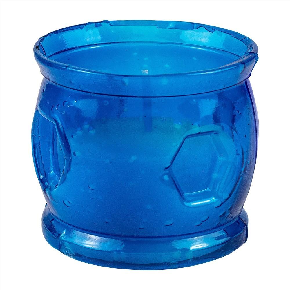 Lumino in Plastica Blu