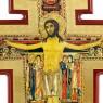 Croce San Damiano h 40 cm