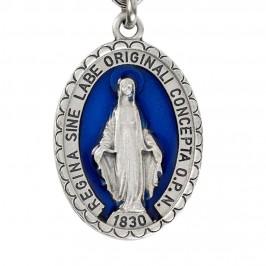 Portachiavi Madonna Miracolosa