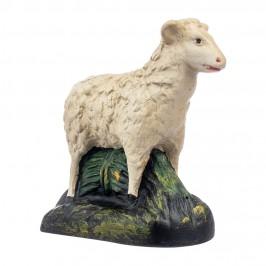 Pecorella in Piedi 20 cm in Gesso