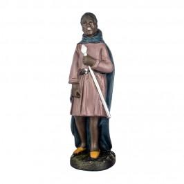 Statua Cammelliere in Gesso...