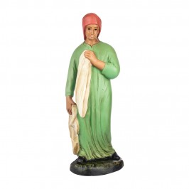 Statua Contadina Presepe in...