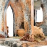 Capanna Presepe in Sughero