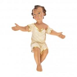 Gesù Bambino 22 cm in Gesso