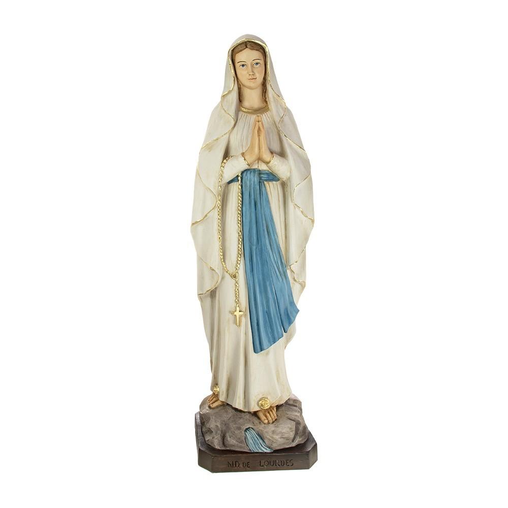 Statua Madonna di Lourdes 110 cm Resina