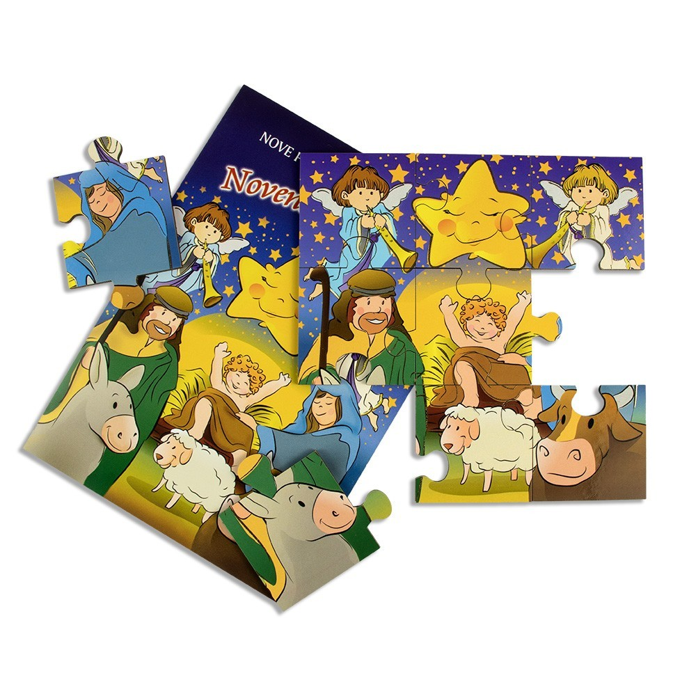 Puzzle Novena di Natale