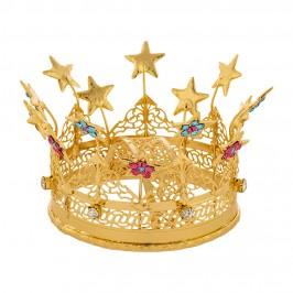Corona in Ottone per Statua