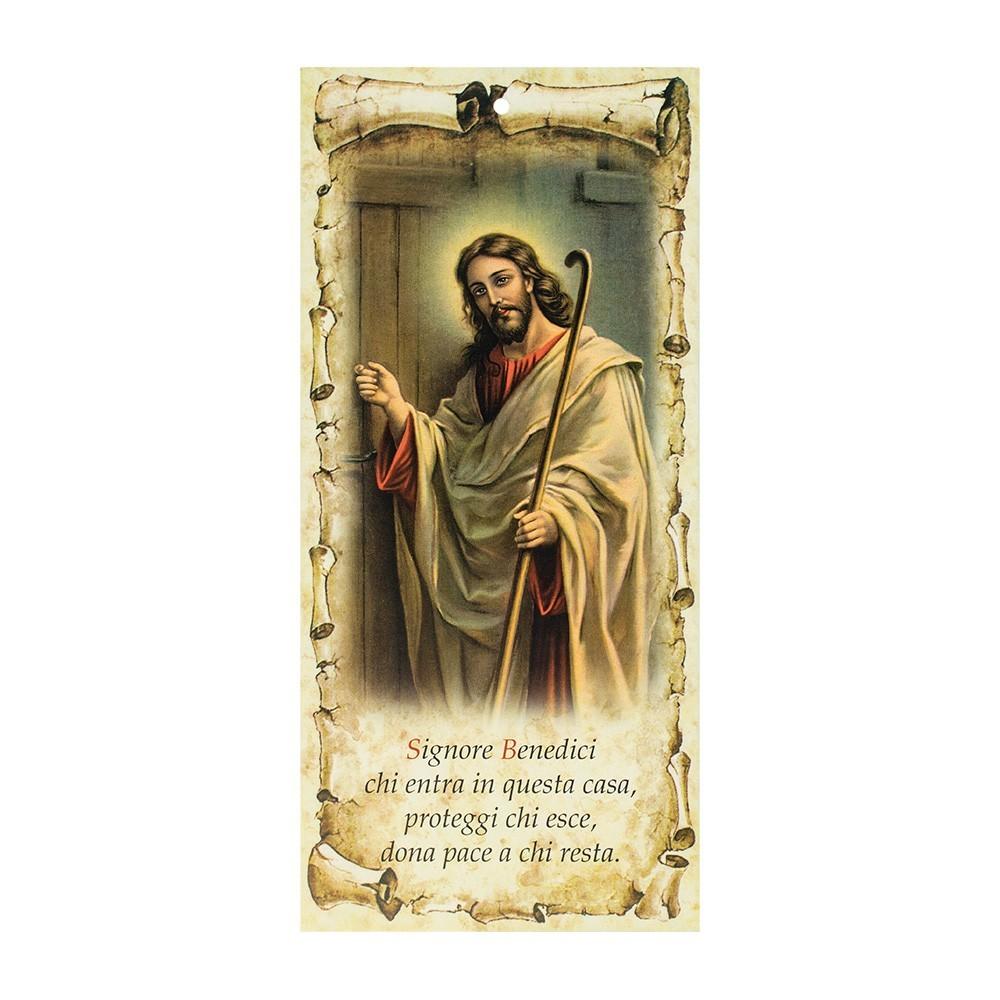Benedizione della Famiglia Gesù  Buon Pastore