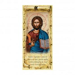 Benedizione della Casa Gesù Pantocratore
