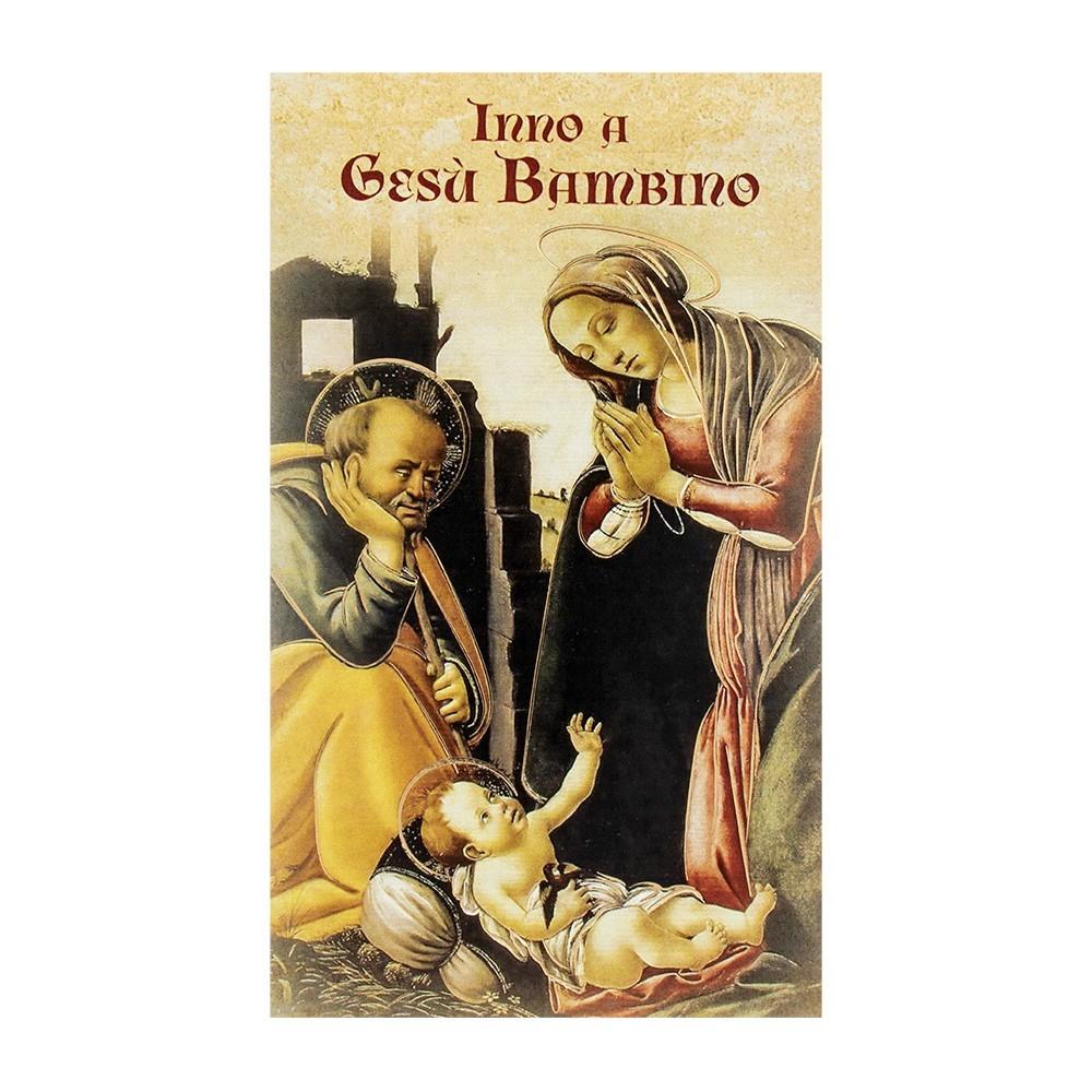 Santino Inno a Gesù Bambino