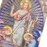 Benedizione Famiglia con Immagine Gesù Risorto