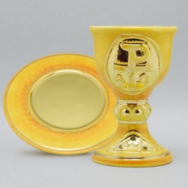 Calice in Ceramica per Celebrazione