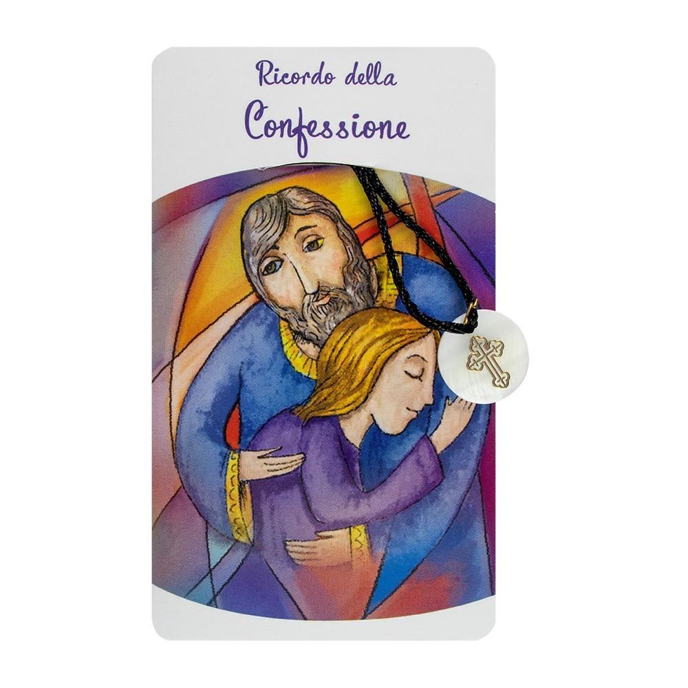 Ciondolo Ricordo per Prima Confessione