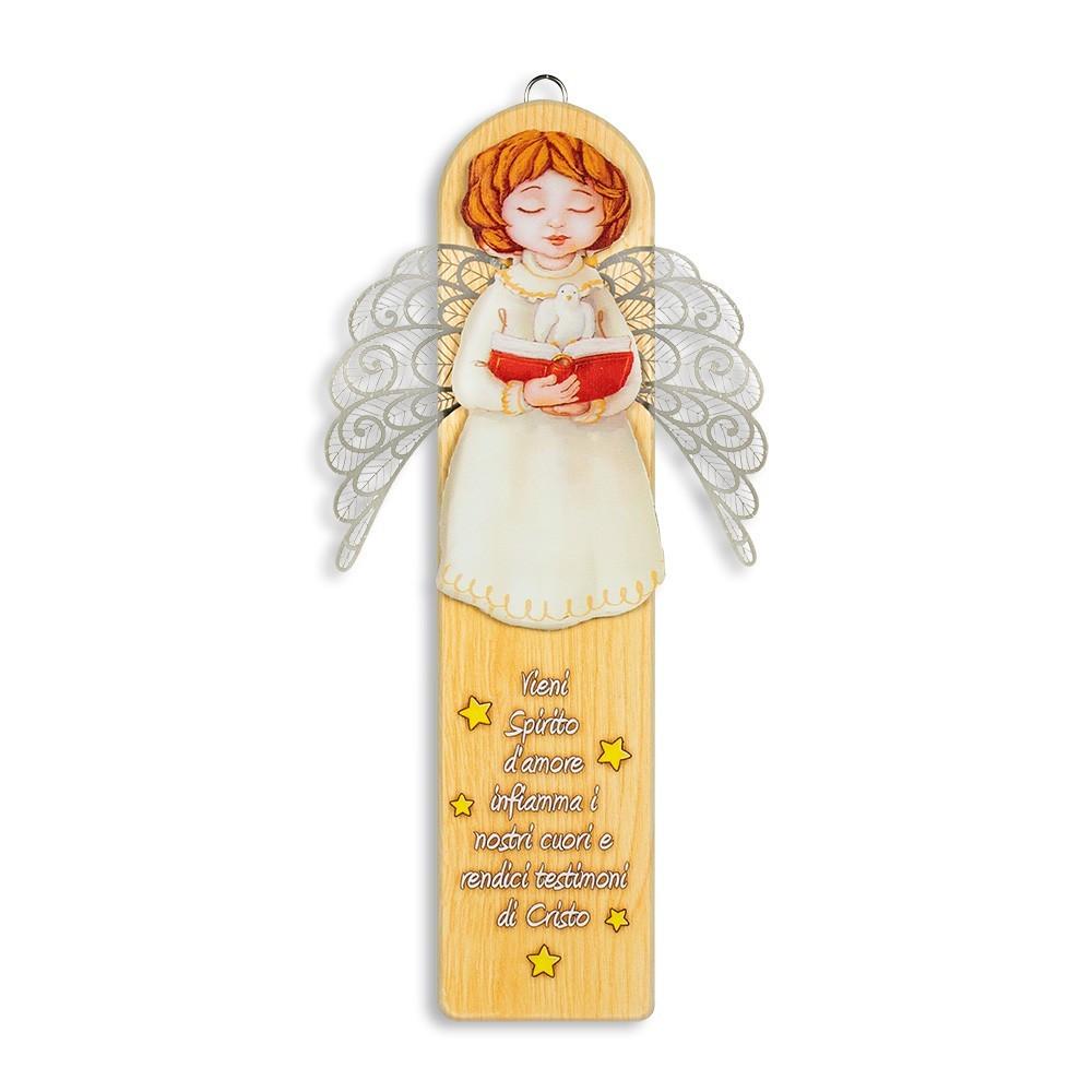 Quadretto con Preghiera Vieni Spirito d'Amore