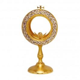 Teca Eucaristica con Corona...