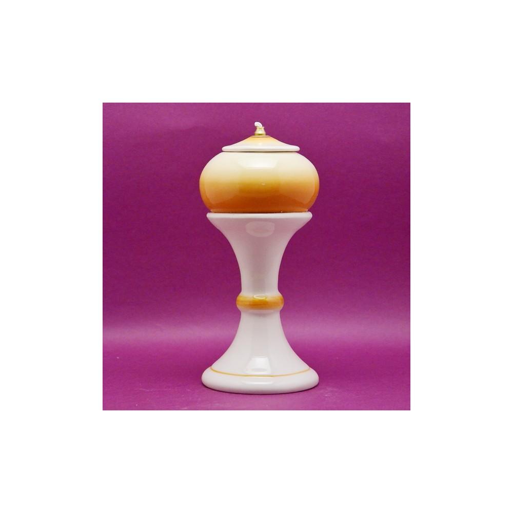 Lampada con  Piedistallo Ceramica