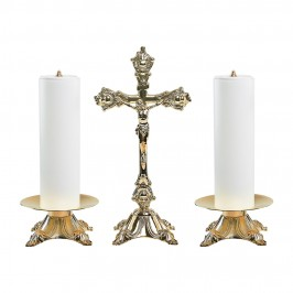 Set Altare Croce e Candelieri