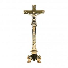 Croce da Altare su Candeliere