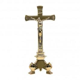 Croce su Candeliere in Ottone