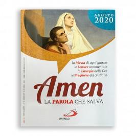 Amen Agosto 2020
