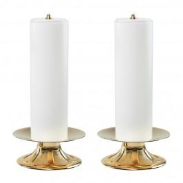 Coppia di Candelieri da Altare