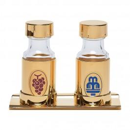 Coppia Bottiglie Corazzate...