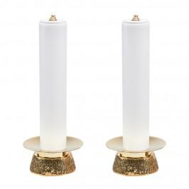 Candelieri in Ottone da Altare