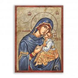 Icona Madonna con Bambino h...