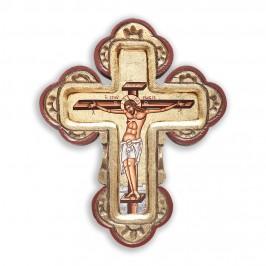 Croce in Legno Serigrafata