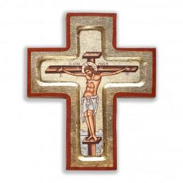 Croce in Legno da Parete