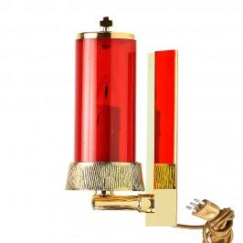 Lampada Santissimo Elettrica