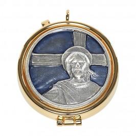 Teca Eucaristica Smaltata